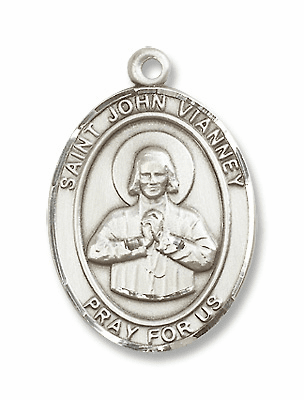 St John Vianney Patron Saint of Confessors/Priests Jewelry & Gifts