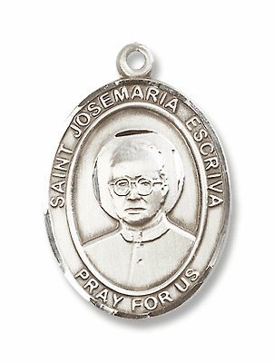 St Josemaria Escriva Patron Saint for Diabetes Jewelry & Gifts