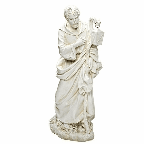 St Joseph 39 inch Scale Ivory Nativity Set Figure by Joseph Studio