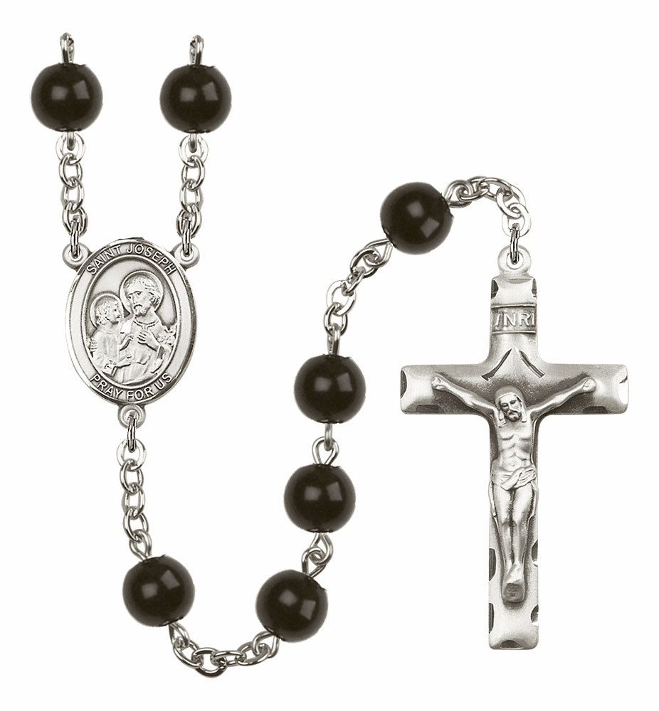 St Joseph Prayer Rosary Beads