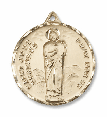 St Jude Thaddeus Gold-Filled & Gold-Plated Jewelry