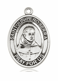 St Junipero Serra Patron Saint of Vocations Jewelry and Gifts