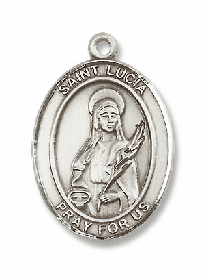 St Lucia of Syracuse Medals & Gifts