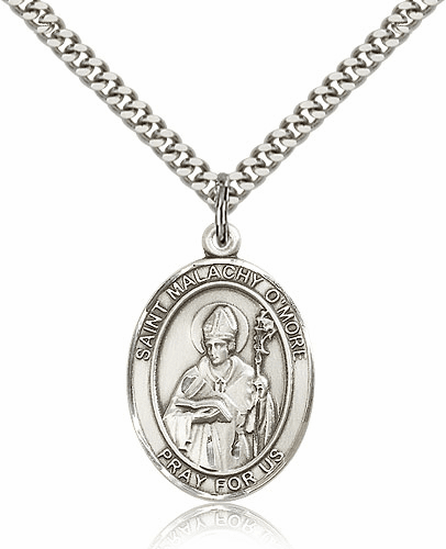 St Malachy O'More Medal Jewelry