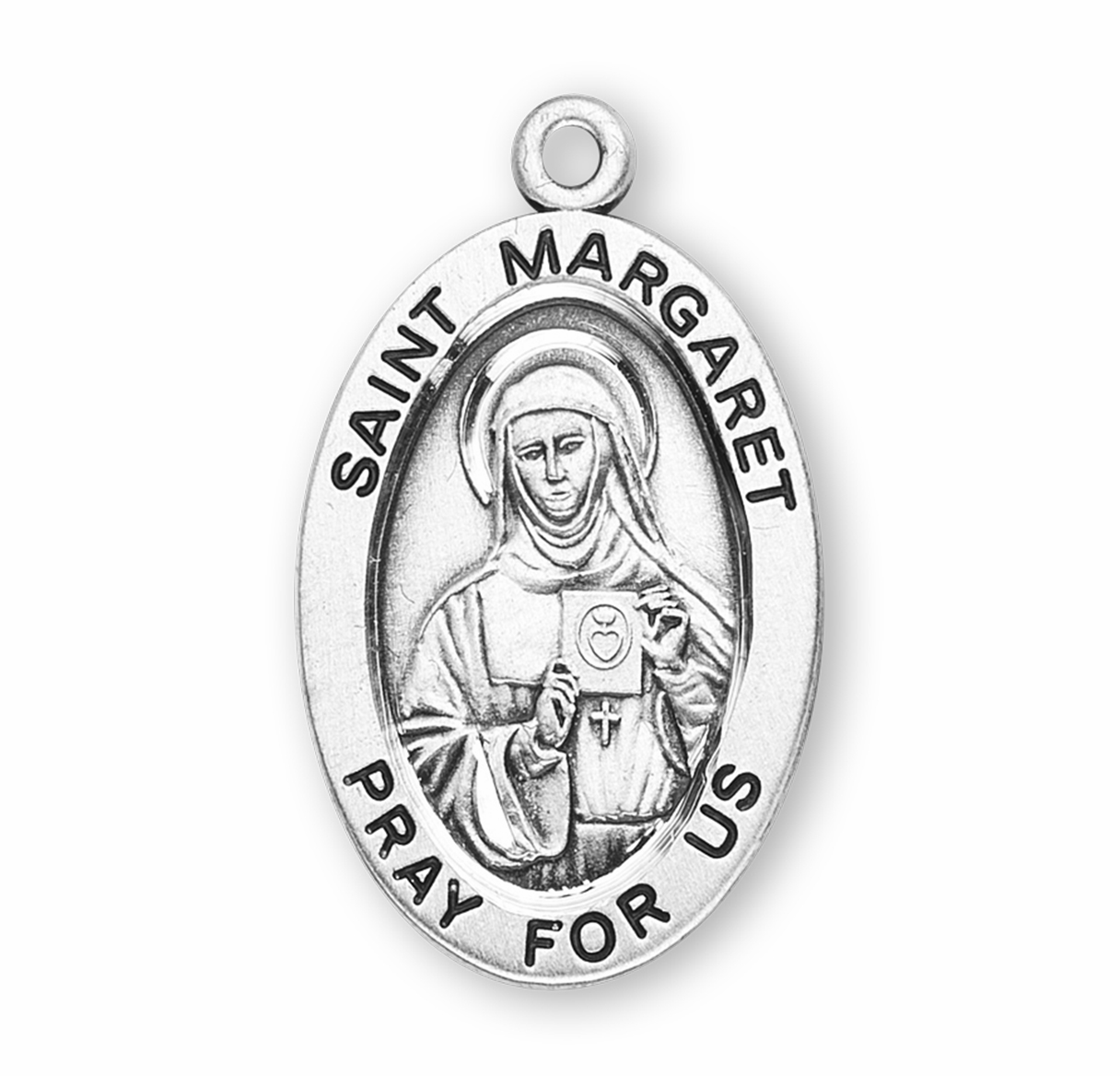St Margaret Patron Saint of Maidens and Peasants Jewelry and Gifts