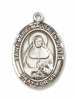 St Marie Magdalen Postel Patron Saint for Apothecaries Jewelry & Gifts