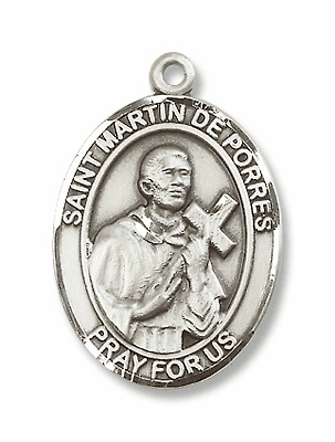 St Martin de Porres Patron Saint of African Americans/TV Jewelry & Gifts