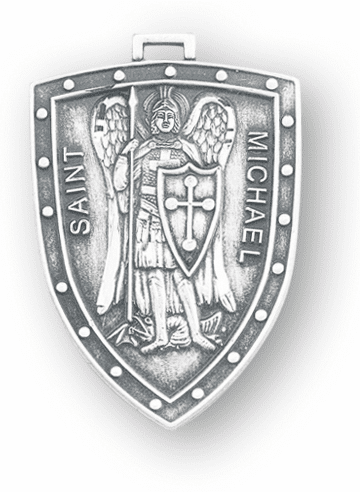 St Michael Sterling Silver Jewelry