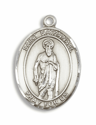 St Nathanael Patron Saint of Cobblers/Nervous Diseases Jewelry & Gifts