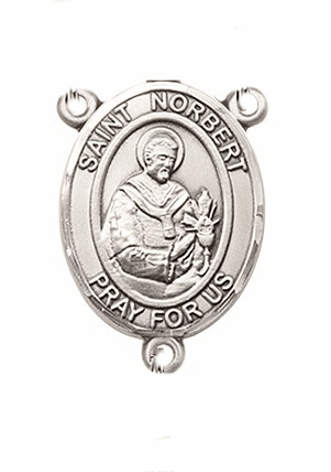 St Norbert of Xanten Patron Saint Rosary Center Part