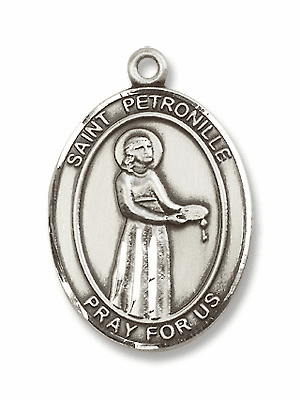 St Petronille Patron Saint for Fevers Jewelry & Gifts