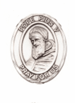 St Pope Pius V Jewelry & Gifts