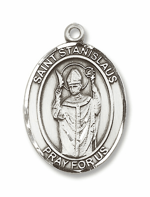 St Stanislaus Krakow Patron Saint of Broken Bones Jewelry & Gifts