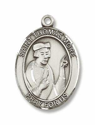 St Thomas More Patron Saint for Widowers Jewelry & Gifts