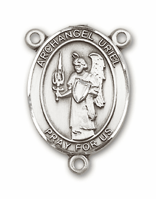 St Uriel the Archangel Patron Saint Rosary Center by Bliss