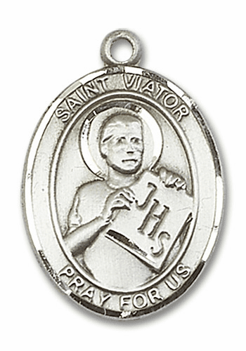 St Viator of Bergamo Jewelry & Christian Gifts