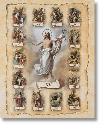 Stations of the Cross Gifts