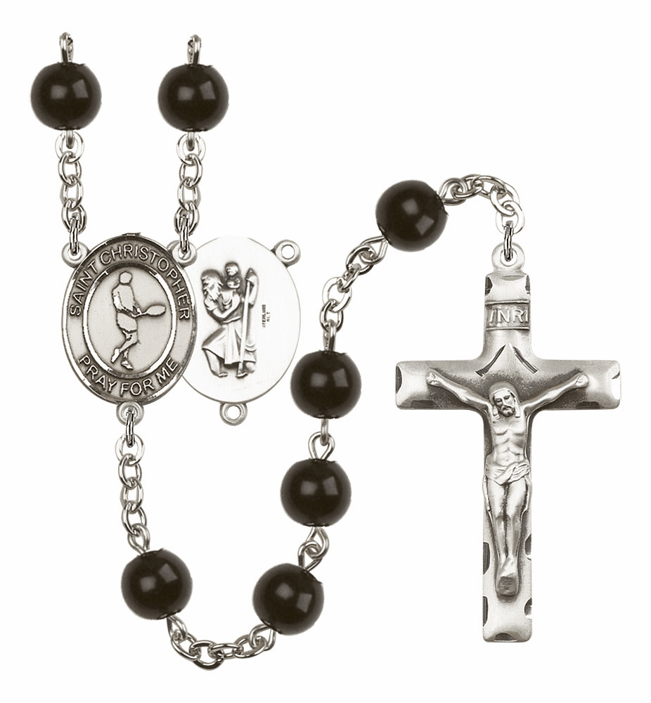 Tennis Prayer Rosaries