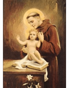 The Litany of St. Anthony