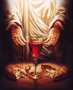 The Litany of the Most Precious Blood of Jesus