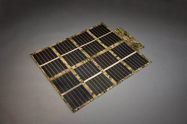 100 Watt Portable 12V Solar Charger with 7 Amp Charge Controller - Military Grade