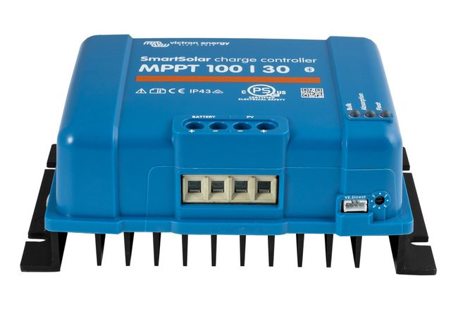 30 Amp External MPPT Charge Controller Kit