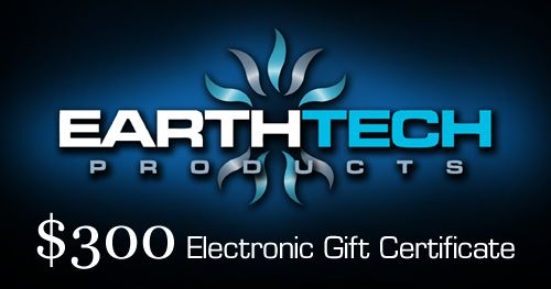 $300 Earthtech Products Gift Certificate