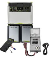 5.4 kWh Home Energy Storage Kit - Featuring the Yeti 3000X