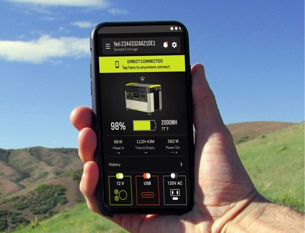5.4 kWh Home Energy Storage Kit - Featuring the Yeti 3000X - V2