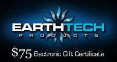 $75 Earthtech Products Gift Certificate