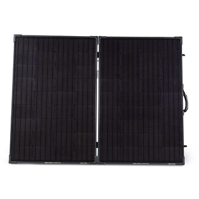Boulder 200 Briefcase Solar Panel and Carrying Bag