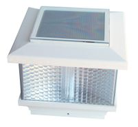 "Dock Edge Solar Post Cap Light for 4"" x 4"" Posts"