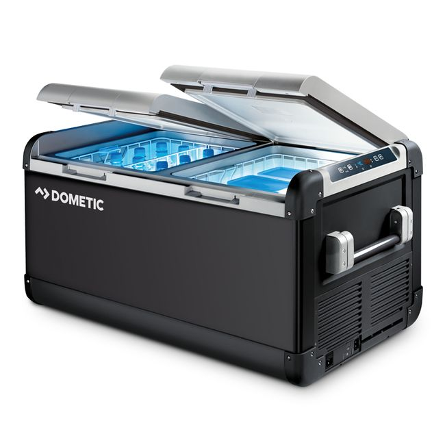 Dometic CFX 95DZW Dual Zone Electric Cooler- Wifi App Enabled