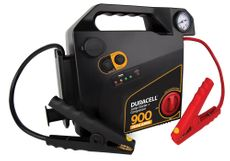 Duracell Jump Starter 900 with Air Compressor