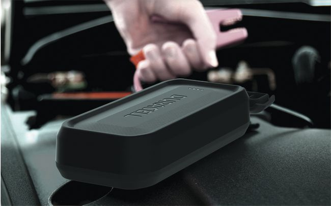 Duracell Lithium Ion Jump Starter