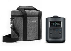 EcoFlow River 370 Power Station Travel Bundle - Battery Backup Portable Generator