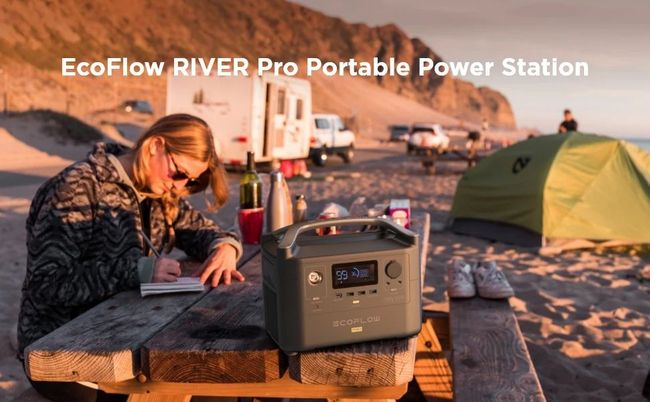 EcoFlow River Pro and River Pro Extra Battery Kit