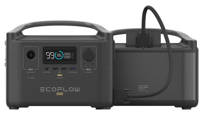 EcoFlow River Pro Extra Battery