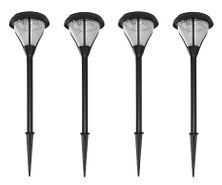 Gama Sonic Premier Garden Dual Pathway Light - Set of 4