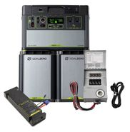 Goal Zero 3.8 kWh Home Energy Storage Kit - Featuring the Yeti 1400
