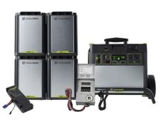 Goal Zero 7.8 kWh Home Energy Storage Kit - Featuring the Yeti 3000