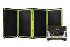 Goal Zero Yeti 150 Portable Power Station & Nomad 28 Plus Solar Panel Kit