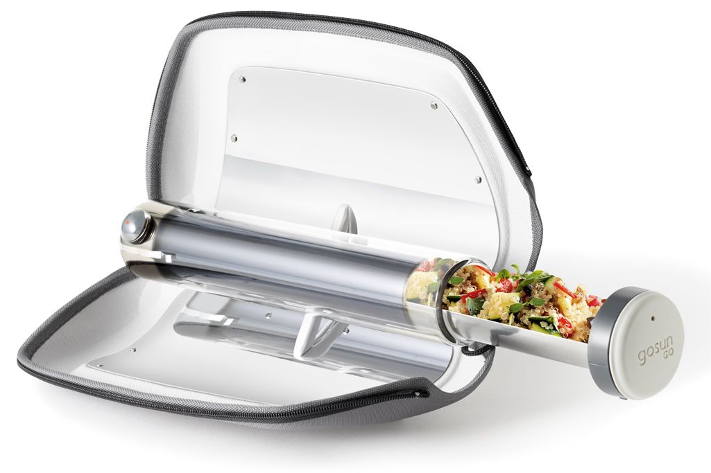 GoSun Go Portable Solar Cooker/ Oven for Travelling