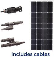 Grape Solar 200-Watt Off-Grid Solar Panel Expansion Kit