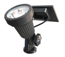 High Output Solar Spot Light - White Light