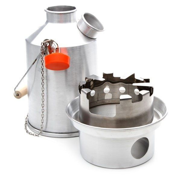 Hobo Stove Accessory For Large and Medium Kelly Kettles