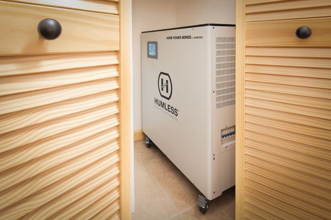 Humless Home Power 6.5K Backup System for Tiny Homes and Off Grid