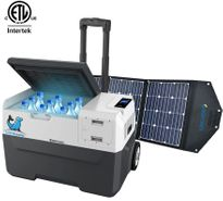 Lioncooler x30A Portable Fridge/Freezer Solar Panel Kit