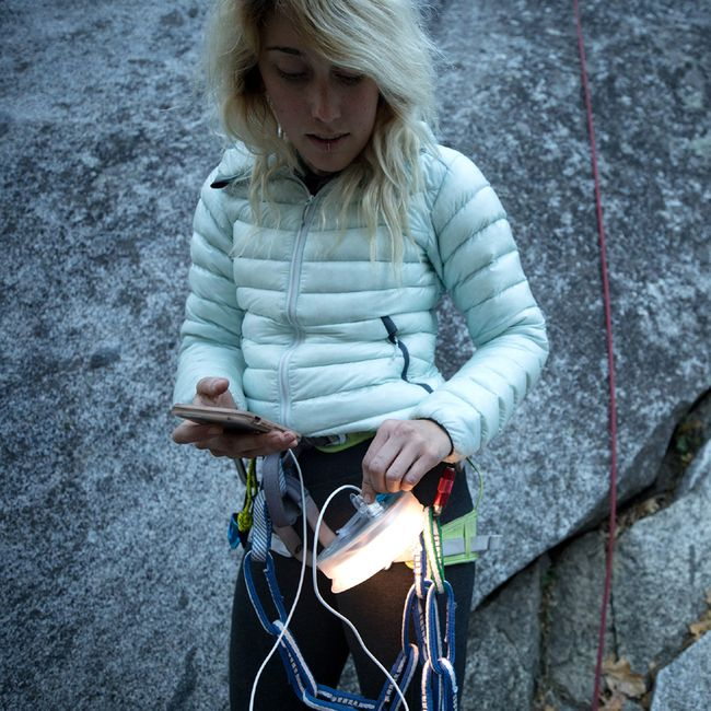 Luci Pro Lux Solar Lamp with Mobile Charging