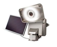 Maxsa High Output Solar Security Light - 1100 Lumens